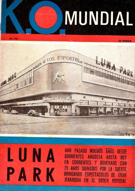 1967-Tapa Hist Luna Park