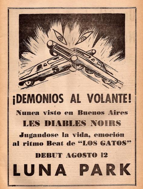 1970-Demonios al volante. KOmundial