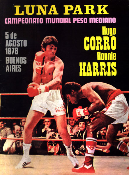 1978 hugo corro ronnie harris