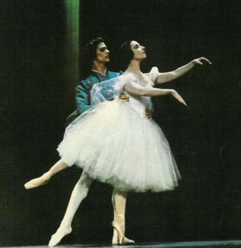 1984-Alicia Alonso y el Ballet Nacional de Cuba