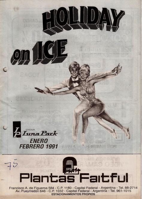 1991-holiday on ice