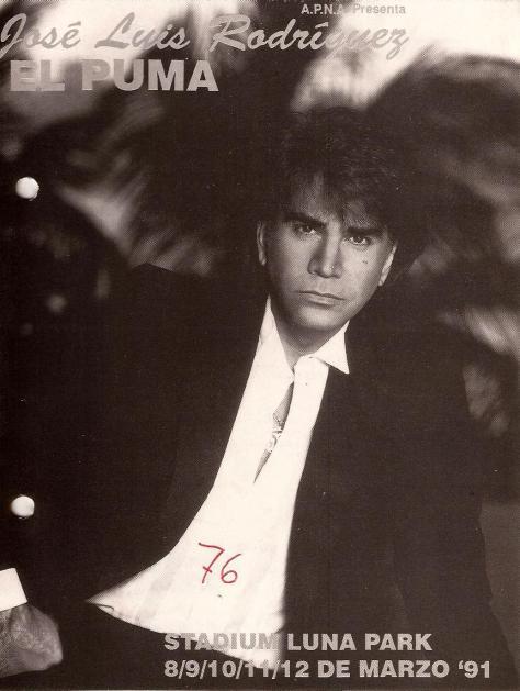 1991-puma jose luis rodriguez