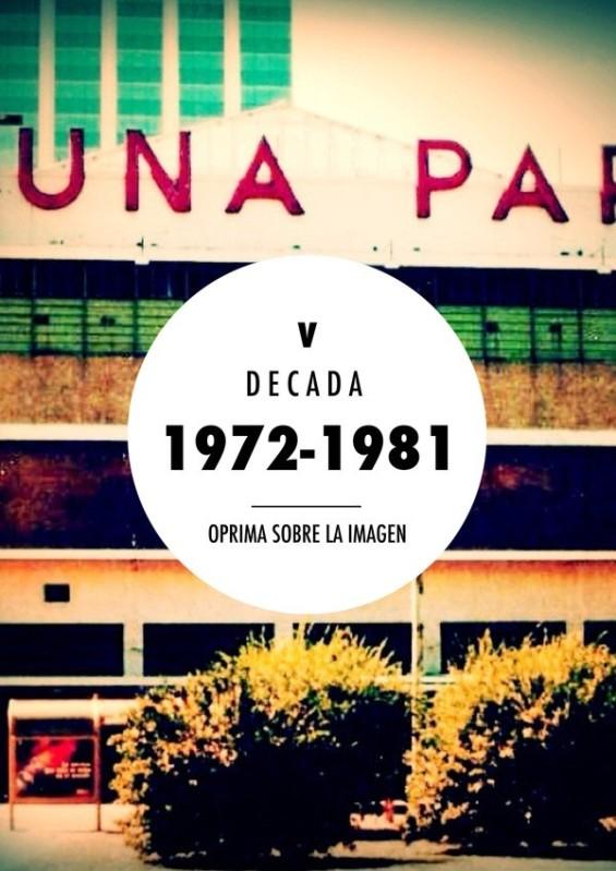 Decada V: 1972-1981