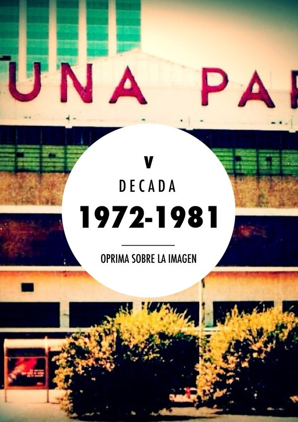 Decada V: 1972-1981