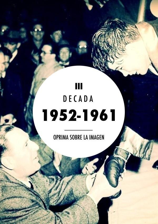 Decada III:1952-1961
