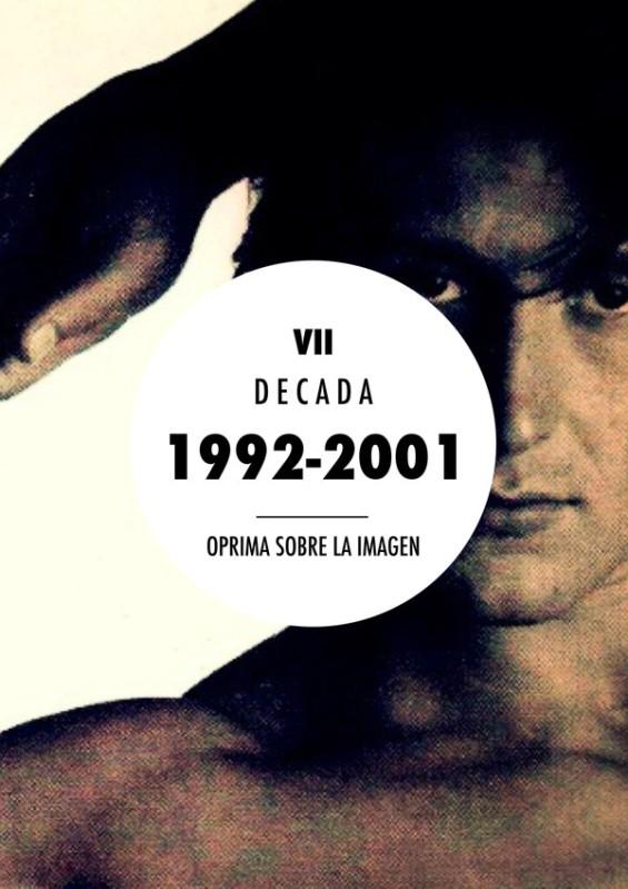 Decada VII: 1992-2001