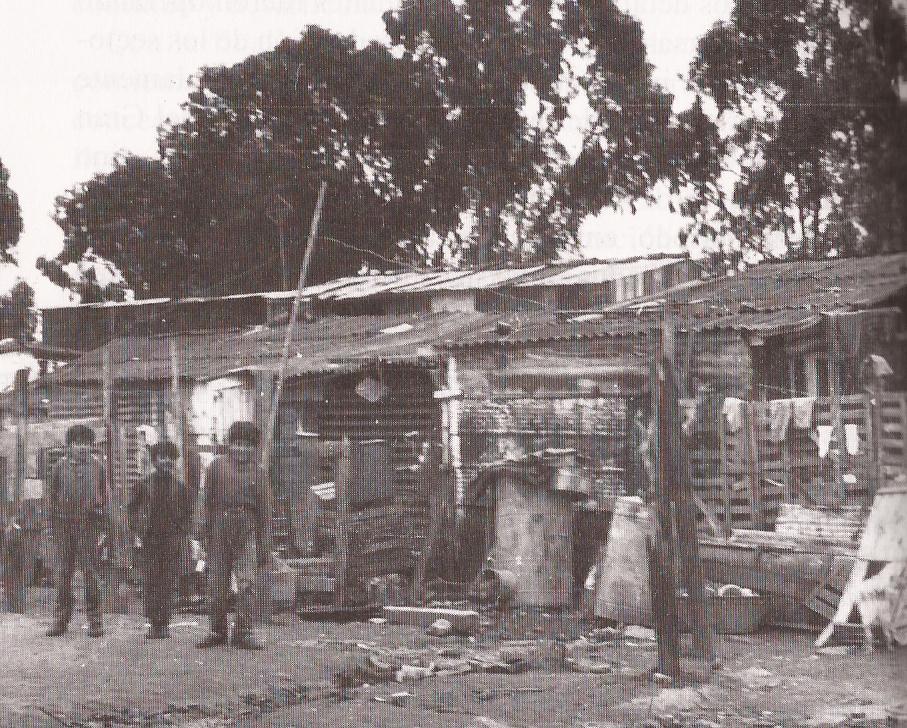 Contexto hist rico 1960 centro de documentaci n for Villas en buenos aires