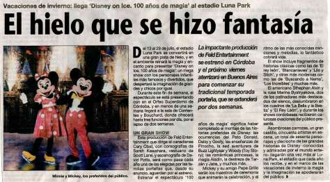 2012-7-jul-LA PRENSA-disney