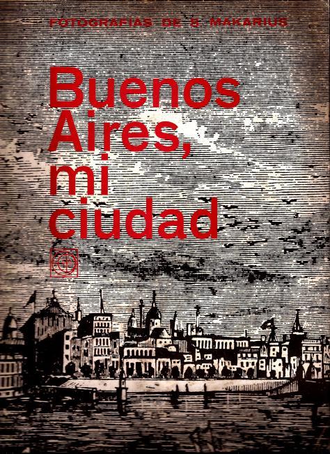 1963-Buenos Aires, mi ciudad-ED Eudeba