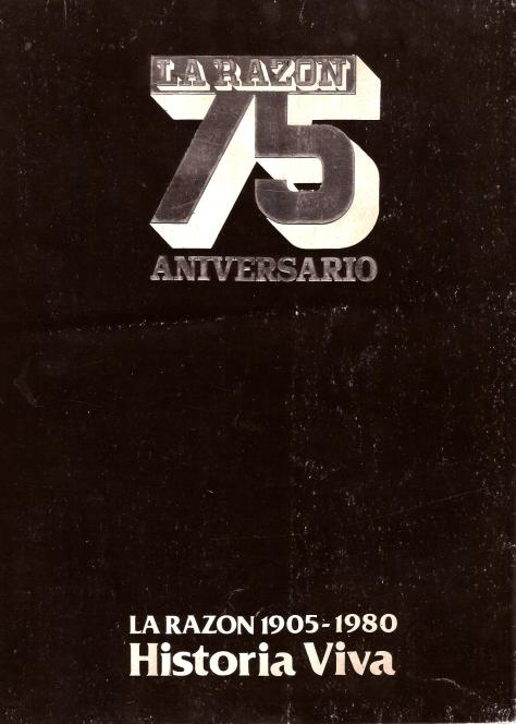 1980-La Razon-Aniversario