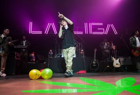 Luna Park La Liga 2013 10 08