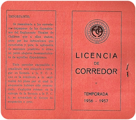 1957-licencia corredor II