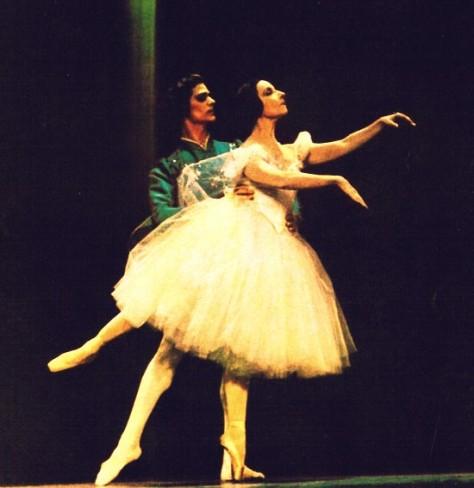 1984-Alicia Alonso y el Ballet Nacional de Cuba II