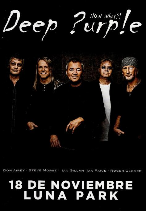Programa Deep Purple0001