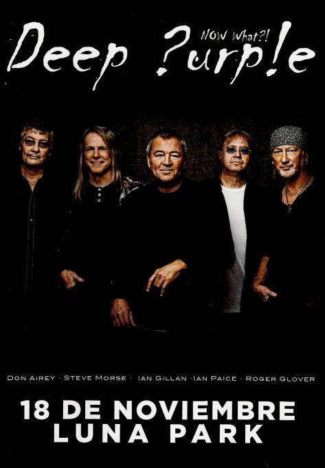 Programa Deep Purple0001