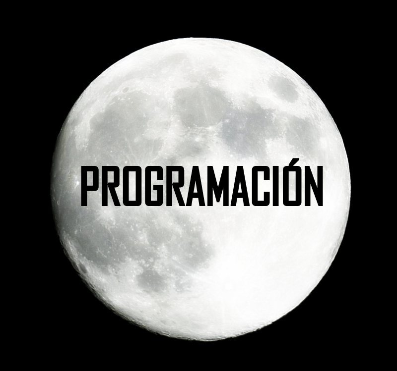 Programación