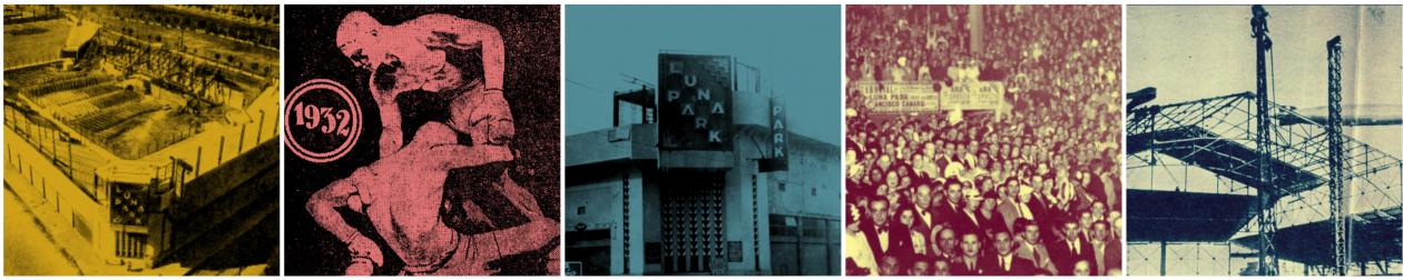 CENTRO   DE   DOCUMENTACIÓN   HISTÓRICO   LUNA   PARK