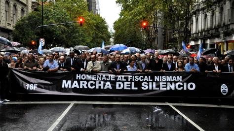 marcha nisman