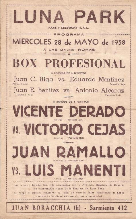 Boxeo-1958